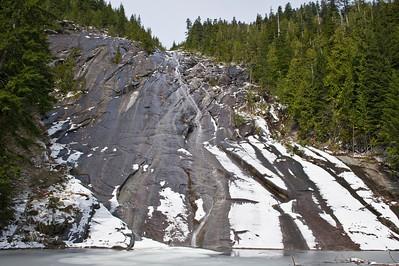 Otter Falls April 10, 2010