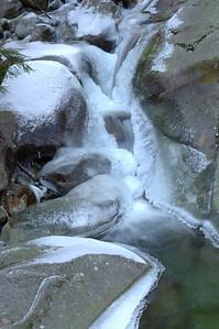 Icy Marten Creek