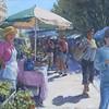 "Farmer's Market, Burlington, Vt<br /> 18""x24"""