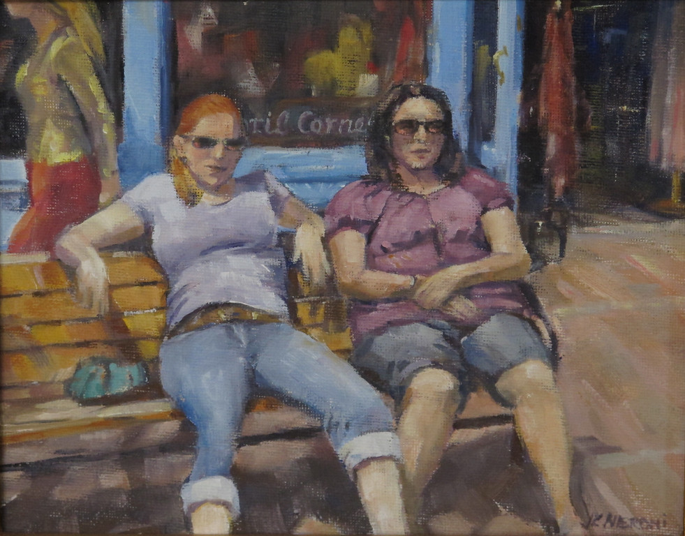"Bench Warmers<br /> 8""X10"""