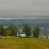 "Lake Champlain Sunrise<br /> 15""x30""  SOLD"