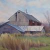 "Barn #1, Route 116<br />       9""x12"""