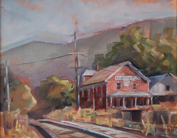 Richmond Crossing Sketch