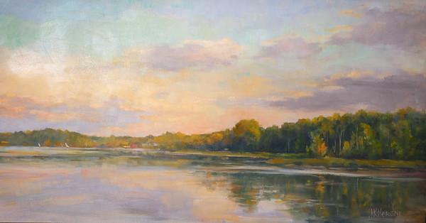 Shelburne Bay Sunset