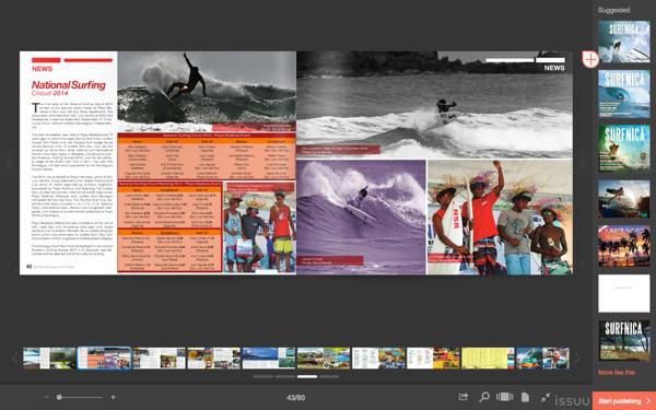 SURF NICA MAGAZINE