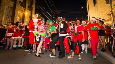 Santa Run 2015