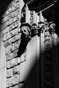 'The Watchful Eyes of History' - Barcelona, Spain