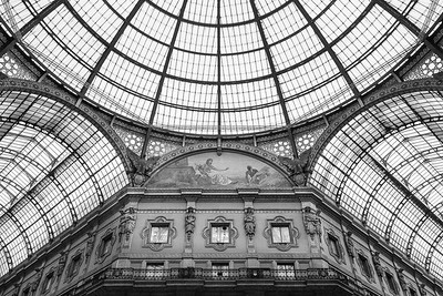 Galleria Vittorio Emanuele II, Milano, Italy