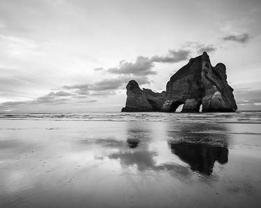 Elephant Rock, South Island, New Zealand