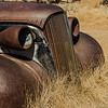Rusted Car in Bodie
