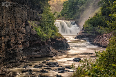 Lowers falls (Letchworth)