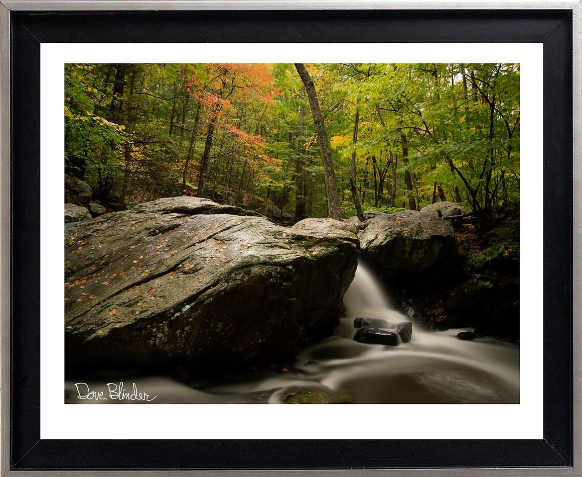 Jackson Brook Falls in Autumn
