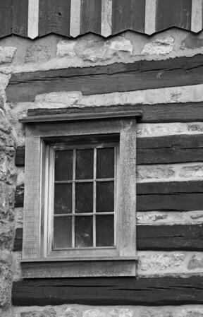 Window detail, Trexler Park, Allentown PA