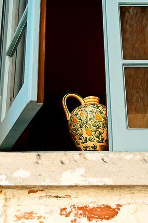 Window at Casa Feliz