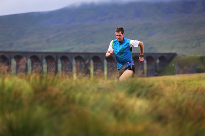 Yorkshire Dales, Three Peaks, UK, Rob Jebb running
