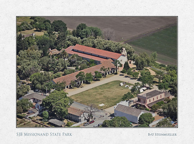 SJB Missionand State Park