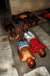 Savasana ~ A Children's Home in Nairobi, Kenya