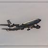 """""""KC-135 STRATOTANKER ON FINAL APPROACH"""""""