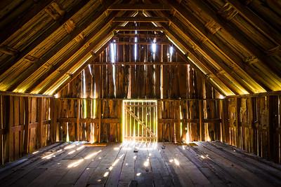 Mad Creek Barn, Colorado