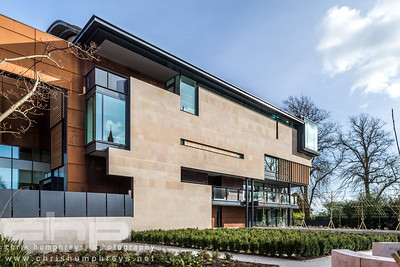 Carnegie Library and Galleries, Dunfermline - architectural photography
