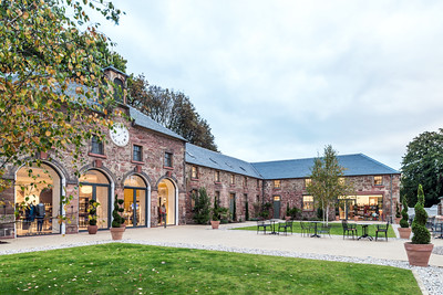 Restoration Yard, Dalkieth Country Park