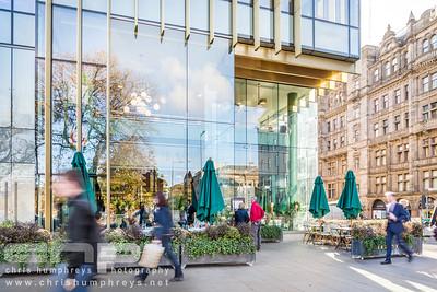 restaurant operators St Andrew Square, Edinburgh