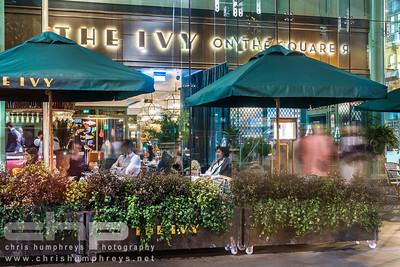 The Ivy on the Square, Edinburgh