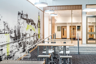 Holyrood North, Edinburgh University Architectural Photography