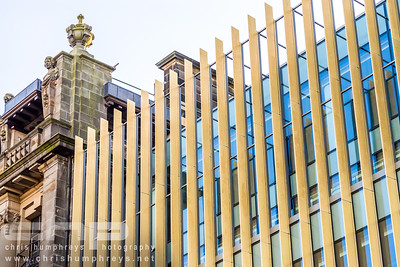 Mixed Use development by Standard Life and CDA Architects at St Andrew Square, Edinburgh