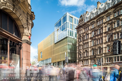 Mixed use development, St Andrew Square, Edinburgh