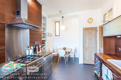 Dalmeny Street apartment, Edinburgh