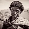 { tsamai tribe woman }