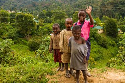 Children of Bwindi