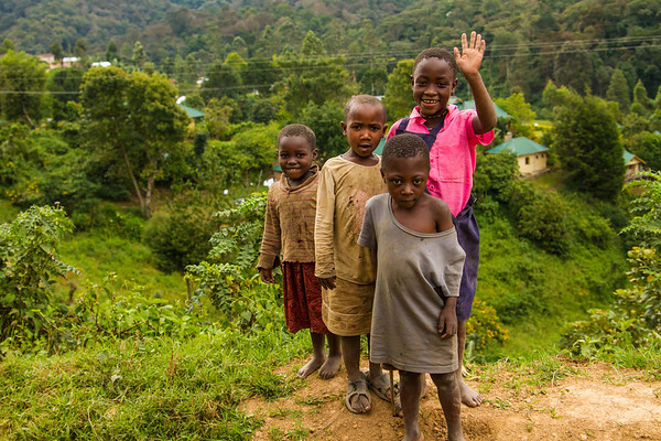 Children of Bwindi