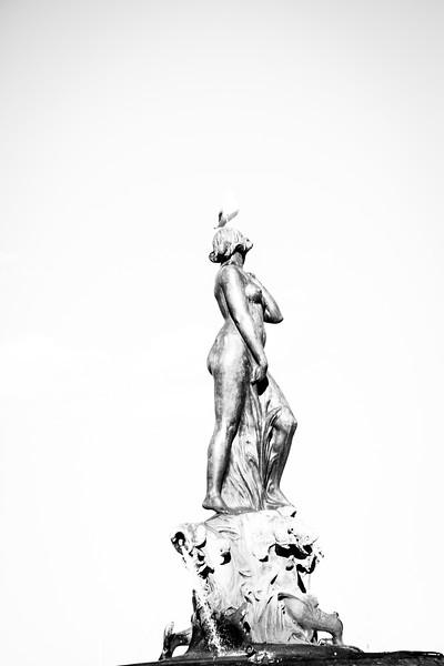 Finnish Statue