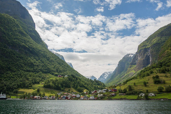 Norwegian Fjords I