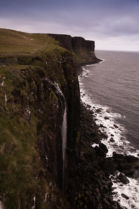 Scotland Waterfall
