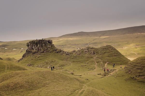 Faerie Glen, Scotland