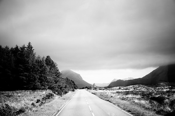 road to isle of skye