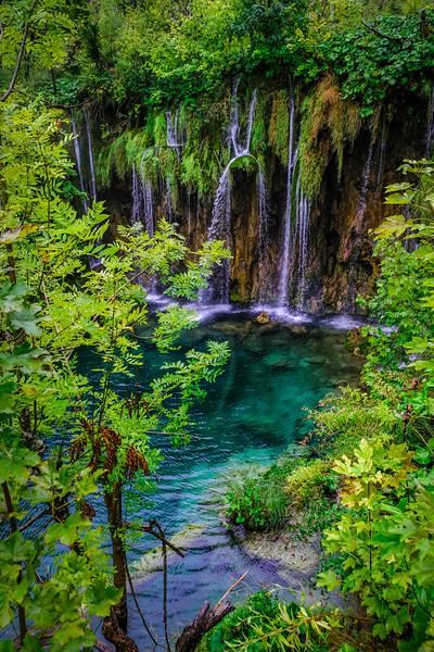 Plitvice Croatia Waterfalls