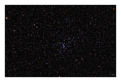 M48 Open Cluster in Hydra