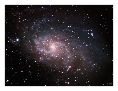 The Pinwheel Galaxy - M33