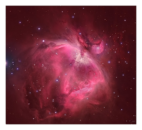 The Great Orion Nebula - M42 in Orion