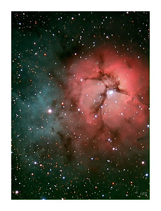The Trifid Nebula - M20