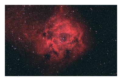 The Rosette Nebula - NGC2244