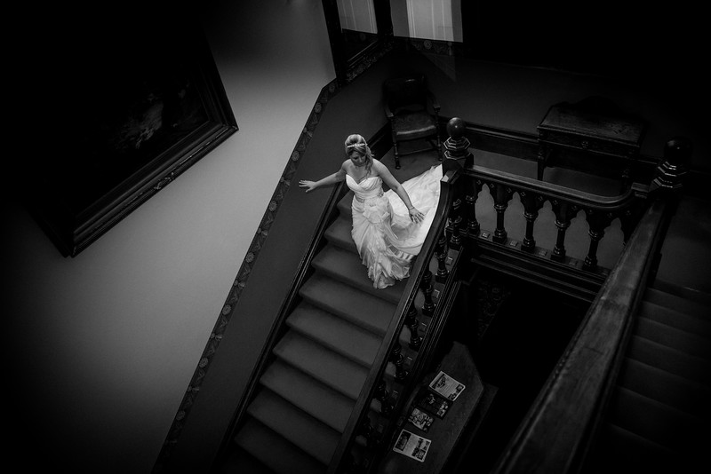Mark and Lisa Jenkins Wedding Day Photographs Wroxall Hall 2013