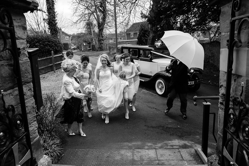 Sophie Lashford & Alastair Arnold - Wedding Day