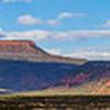 Bears Ears formation panorama, Bears Ears National Monument and environs, San Juan County, Utah