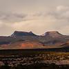 Soft light on the Bears Ears formation, Bears Ears National Monument, San Juan County, Utah