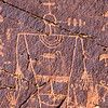 San Juan Anthropomorphic Style Basketmaker petroglyphs, Bears Ears National Monument and environs, San Juan County, Utah